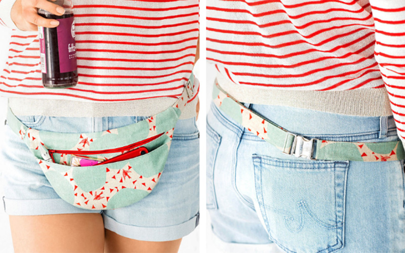 Sew Your Own Fanny Pack!