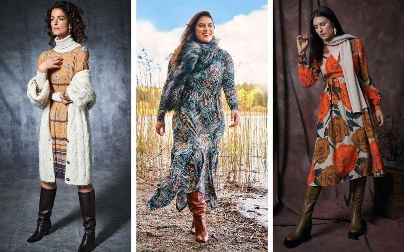 12 Dresses You Can Sew and Wear for Fall
