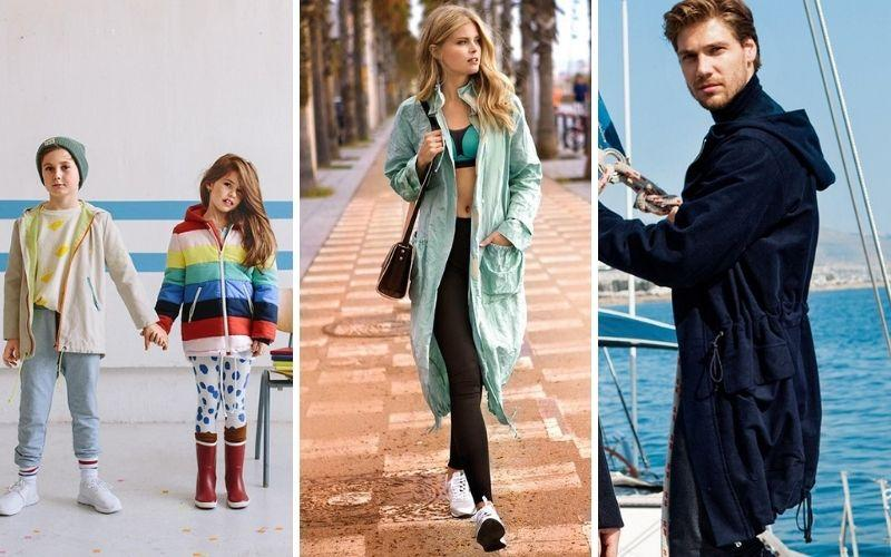 Parka season: 10 Patterns for the whole family