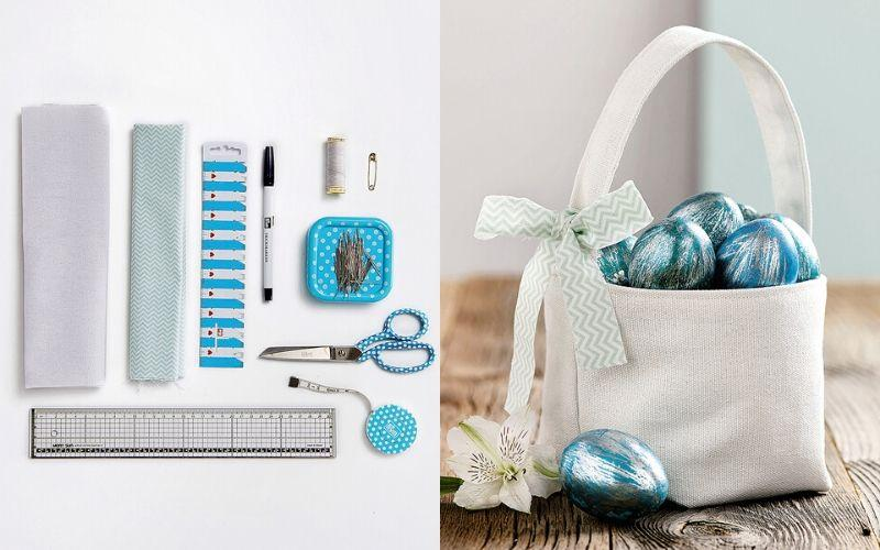 DIY: Easter bag