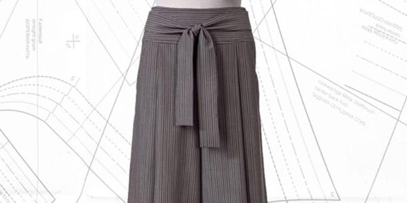 Sewing lesson: #111 WOOL CULOTTES 04/2020