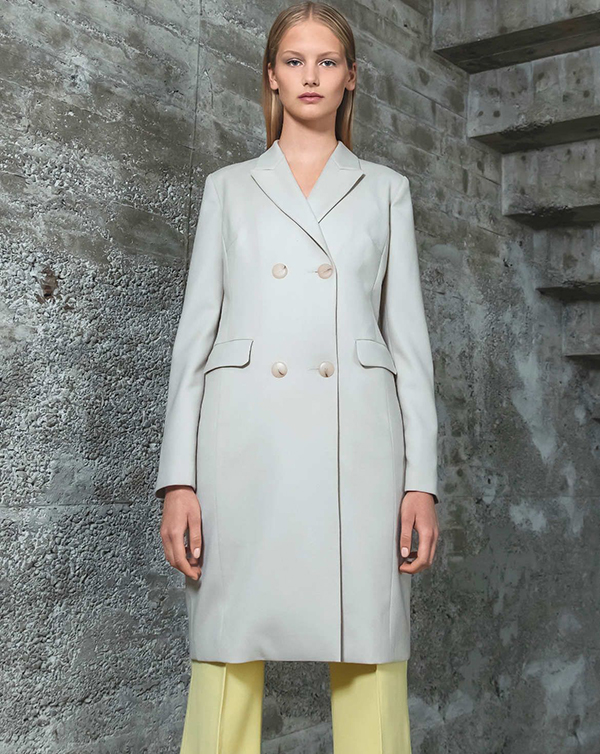Garbardine Blazer Dress