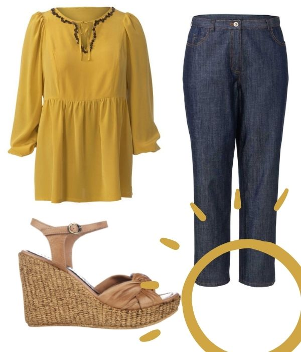 TUNIC WITH TROUSERS